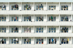 Dormitory. The close-up of dormitory royalty free stock images