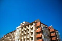 Dormitory in University Royalty Free Stock Photo