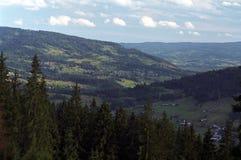 Dorna Valley Stock Image