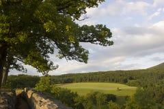 Dorneck城堡是在Dornach的自治市的一座城堡 免版税库存图片