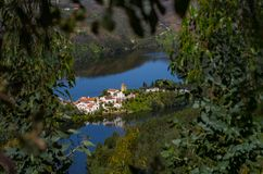 Dornes-Landschaft Lizenzfreie Stockfotografie