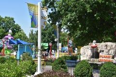 Dorney Park in Allentown, Pennsylvania Royalty Free Stock Photo