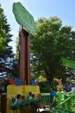 Dorney Park in Allentown, Pennsylvania Stock Images