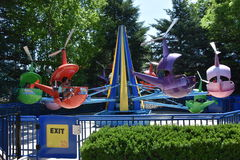 Dorneypark in Allentown, Pennsylvania Stock Foto's