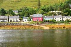 Dornie, Σκωτία στοκ εικόνα με δικαίωμα ελεύθερης χρήσης