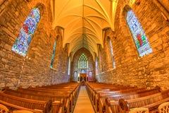 Dornoch Cathedral Scottish Highlands Royalty Free Stock Photos