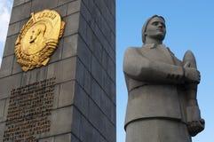 Dorogomilovskaya Zastava广场,莫斯科,俄国联邦城市,俄罗斯联邦,俄罗斯 免版税库存图片