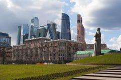 Dorogomilovskaya Zastava Square, Moscow, Russian federal city, Russian Federation, Russia Stock Photography