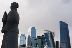 Dorogomilovskaya Zastava Square, Moscow, Russian federal city, Russian Federation, Russia Stock Images