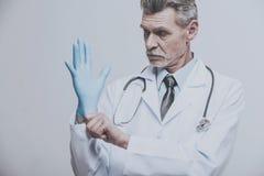 Dorosłego Doktorski zbliżenie obrazy stock