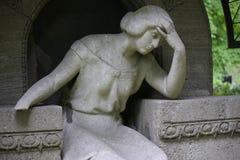 Dorotheenstaedtischer Friedhof (νεκροταφείο), Βερολίνο Στοκ Εικόνες