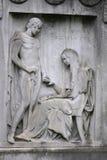 Dorotheenstaedtischer Friedhof (公墓),柏林 库存图片