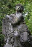 Dorotheenstaedtischer Friedhof (公墓),柏林 库存照片