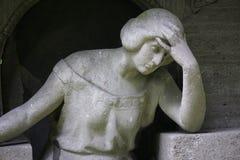 Dorotheenstaedtischer Friedhof (公墓),柏林 免版税库存图片