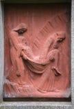 Dorotheenstaedtischer Friedhof (begraafplaats), Berlijn Royalty-vrije Stock Foto's