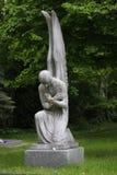 Dorotheenstaedtischer Friedhof (begraafplaats), Berlijn Royalty-vrije Stock Afbeeldingen