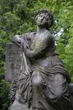 Dorotheenstaedtischer Friedhof (cemetery), Berlin Stock Photo