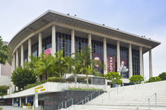 Dorothy Chandler Pavilion in Los Angeles Royalty Free Stock Photography