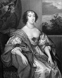 Dorothy Sidney, Countess of Leicester Stock Photos