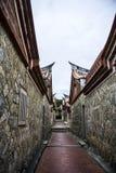dorp royalty-vrije stock afbeeldingen