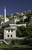 Dorp in Bosnia Hercegovina stock foto