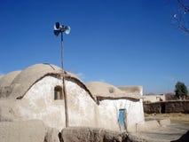 Dorp van Afghanistan Stock Foto