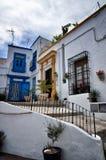 Dorp van Nijar, de provincie van Almeria, Andalusia, Spanje royalty-vrije stock fotografie