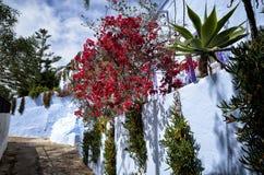 Dorp van Nijar, de provincie van Almeria, Andalusia, Spanje royalty-vrije stock foto