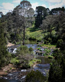 Dorrigo Swimming Hole. Bielsdown river, Australia stock photo