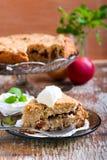 Dorset apple cake Stock Photos