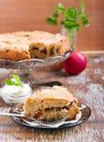 Dorset apple cake Stock Images