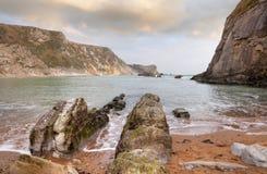 Dorset coastline Stock Images