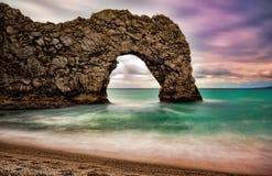 Dorset durdle drzwi Obrazy Stock
