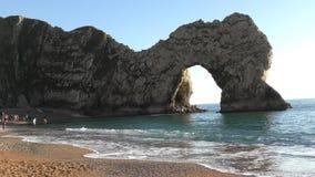 Dorset. Jurassic Coast. stock video footage