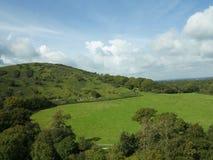 Dorset krajobraz zdjęcia royalty free