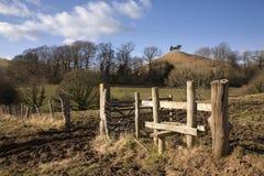 Dorset Landscape Royalty Free Stock Image
