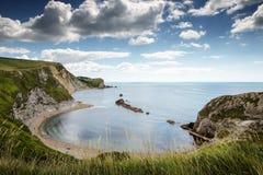 Dorset sea scape Stock Photos