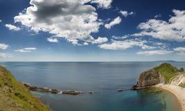 Dorset sea scape Royalty Free Stock Photo