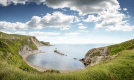 Dorset sea scape Stock Photography