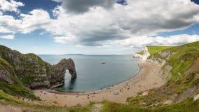 Dorset sea scape Royalty Free Stock Photography