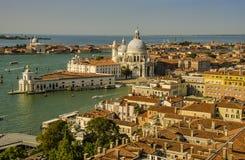Dorsoduro, Венеция, Италия Стоковые Изображения