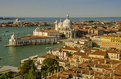 Dorsoduro, Veneza, Itália Imagens de Stock