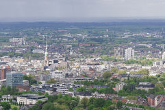 Dortmund. View of the central part of the city Dortmund.Germany Royalty Free Stock Photos