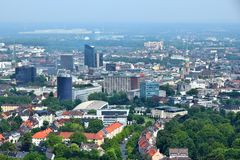 Dortmund Royalty-vrije Stock Afbeeldingen