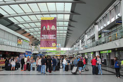 Dortmund Airport Royalty Free Stock Photography