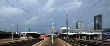 Dortmund - Central station Royalty Free Stock Photos