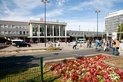 Dortmund - Central station Stock Photos