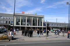 Dortmund - Central station Royalty Free Stock Images