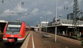 Dortmund - Deutsche Bahn stock photo