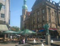 Dortmund, Duitsland Stock Afbeelding